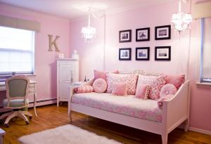 Therese Interior Design - Always Kiss Me Goodnight